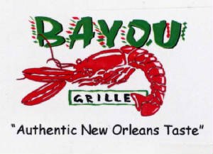 Gumbo provided by Bayou Grille